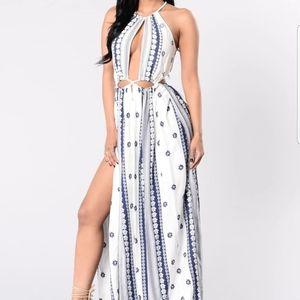 FASHION NOVA rope dress